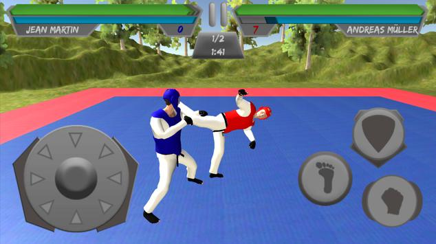 True Taekwondo apk screenshot