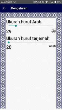 Al-Matsurat screenshot 3