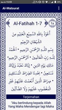 Al-Matsurat screenshot 4