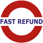 Fast Tube Refund icon