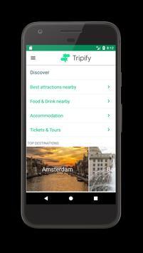 Tripify screenshot 1