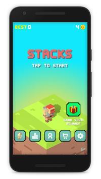 Jump Stacks poster