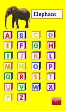 ABC for KIDS all Alphabets screenshot 1