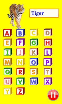 ABC for KIDS all Alphabets screenshot 2