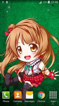 Anime Chibi Live Wallpaper Screenshot 4