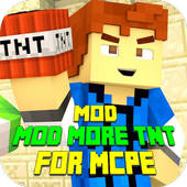 Mod More TnT for MCPE icon