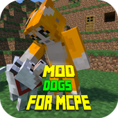 Mod Dogs for MCPE icon