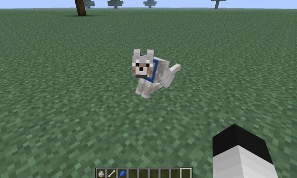 Mod Dogs for MCPE poster