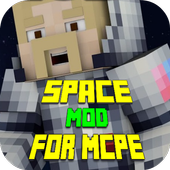 Space Mod for MCPE icon