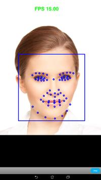 LiveFacialFeatures apk screenshot