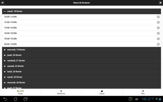 Luxcaddy Mobile apk screenshot