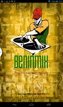 BeninMIX (MUSIQUE BENINOISE) poster