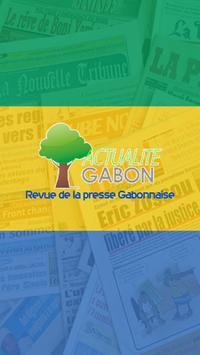 NEWS ACTUALITE GABON apk screenshot