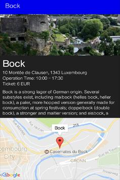 Luxembourg Travel Guide apk screenshot