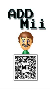 Add Mii poster