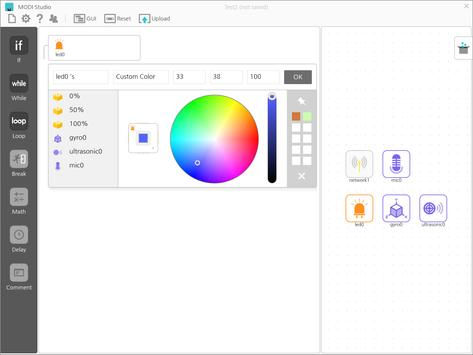 MODI Studio apk screenshot