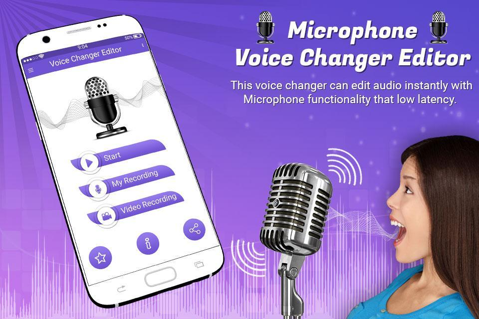 Microphone Voice Changer for Android - APK Download