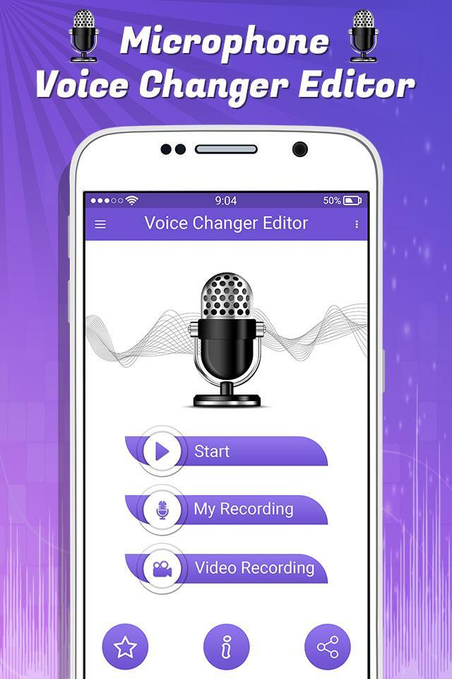 Mic Voice Changer