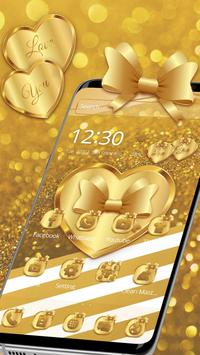 Luxury Gold Bow screenshot 2