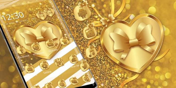 Luxury Gold Bow screenshot 3