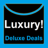 Luxury - Daily deals. Shopping app, brands, stores icon