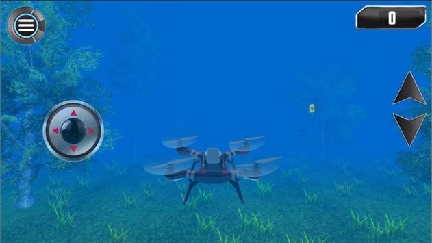 Underwater Quadrocopter apk screenshot