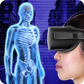Virtual Helmet X-Ray Prank icon
