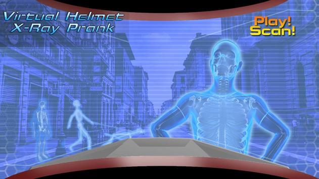 Virtual Helmet X-Ray Prank apk screenshot