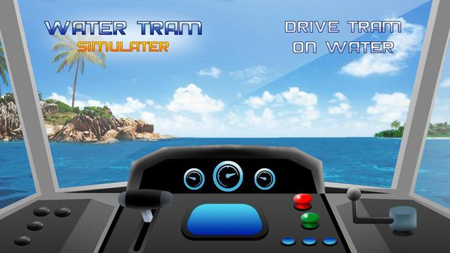 Water Tram Simulator apk screenshot