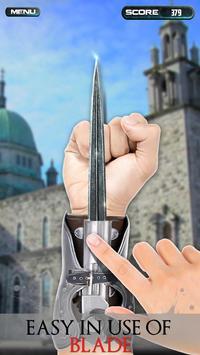 Assassin Hand Simulator screenshot 1