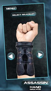 Assassin Hand Simulator apk screenshot