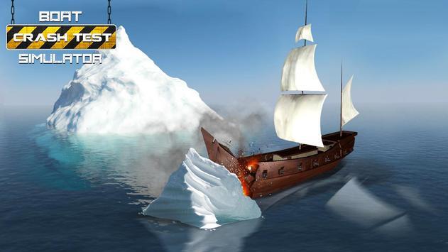 Boat Crash Test Simulator poster