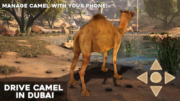 Drive Camel in Dubai poster