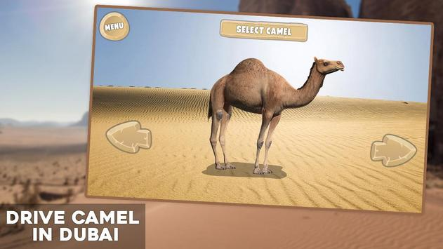 Drive Camel in Dubai apk screenshot