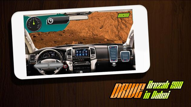 Drive Kruzak 200 in Dubai apk screenshot