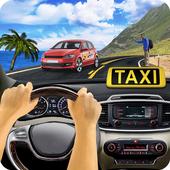 Driver Taxi Crimea Simulator icon