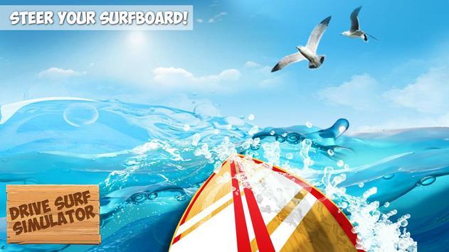 Drive Surf Simulator poster
