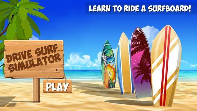 Drive Surf Simulator screenshot 3