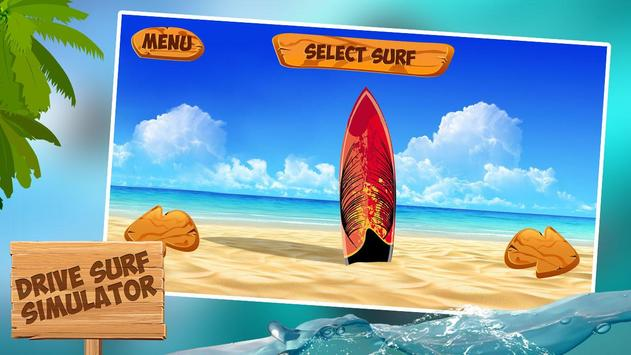 Drive Surf Simulator screenshot 6
