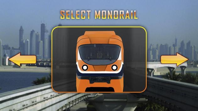 Dubai Monorail Simulator apk screenshot