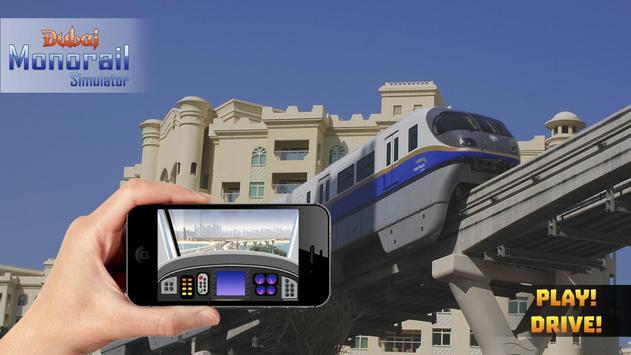 Dubai Monorail Simulator poster