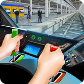 Euro Tram Subway Simulator icon