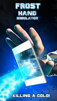 Frost Hand Simulator apk screenshot