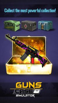 Guns Case Simulator poster