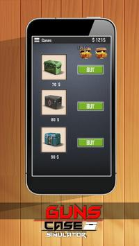 Guns Case Simulator apk screenshot