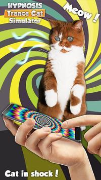 Hypnosis Trance Cat Simulator poster