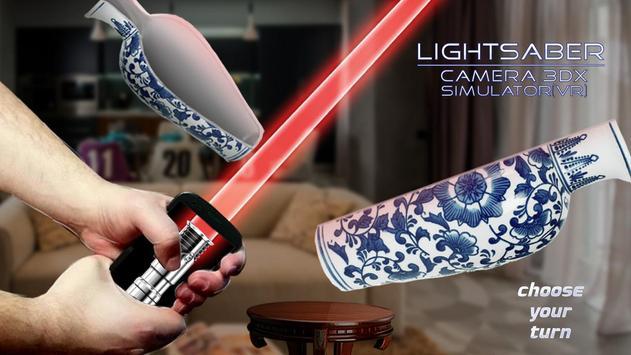 Lightsaber Camera 4DX Simulato apk screenshot