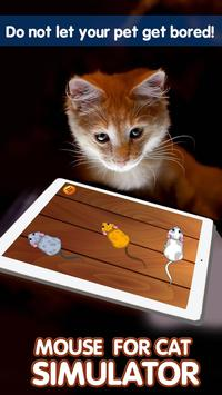 Mouse for Cat Simulator apk screenshot