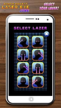 Photo Effect Laser Eye Joke apk screenshot