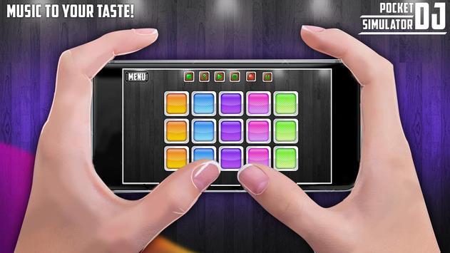 Pocket DJ Simulator apk screenshot